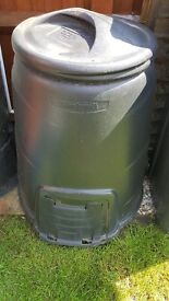 Compost Bins - now surplus to requirements