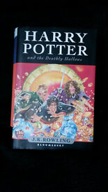 *FIRST EDITION* Harry Potter & the Deathly Hallows