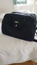 Brand new blue holdall