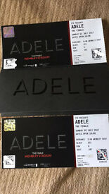 2x Adele tickets