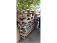 Free Pallets For Firewood Or Woodwork Projects