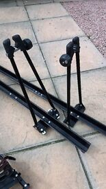 2 pair bike carriers