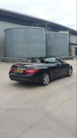 Mercedes benz E350 CDi Automatic convertible diesel SATNAV/DEALER FSH