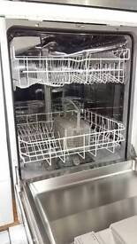 Bosch Dish washer store warranty included white Classixx