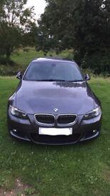 BMW 3 Series E92 Coupe M sport 3.0 325d