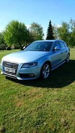 Audi a4 avant estate. Diesel 86k miles. 8 speed triptronic