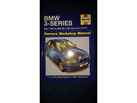 Haynes Manuals - BMW 3 Series e46, Vauxhall Astra mk4 G, Max Power ICE