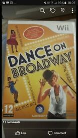 Just Dance on Broadway