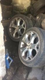 Ford smax wheels