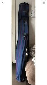 Shakespeare Agility 6 Pole Bag Rod Bag Carry Holdall