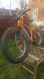 Specialized fat boy 2015 orange