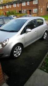 Vauxhall Corsa 1.3 cdti 5 door 2009 low mileage