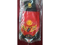 MANCHESTER UNITED CHILDREN PYJAMA AGE 5-6, 7-8 %100 COTTON FOR £4 TWO FOR £7.