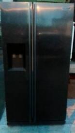 American style fridge freezer samsumug offer sale £240