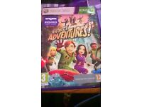 Kinect Andventures! For Xbox 360 £4