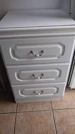 Bedside table -3 drawer