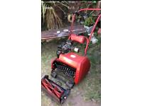 Cylinder Petrol 17s Lawnmower