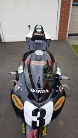 Hm plant Honda fireblade rr4