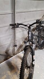 "Xrated mountain bike 14"""