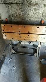 Workbench black and decker