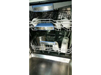 Bosh silent freestanding dish washer (1 year old with warranty)- £220 in Richmond