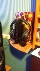 Sennheiser rs170 headphones