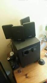 Philips surround sound system