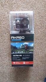 AKASO Action Camera EK700 GO PRO 4K edition Waterproof wireless network