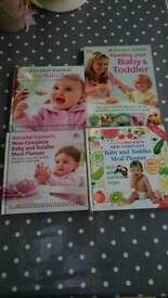 Baby Feeding Books