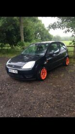 Ford Fiesta 05 1.25 + Spares Package