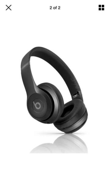 Beats by Dr  Dre Studio3 WL, wireless Headband Headphones- black MATTE | in  Partick, Glasgow | Gumtree