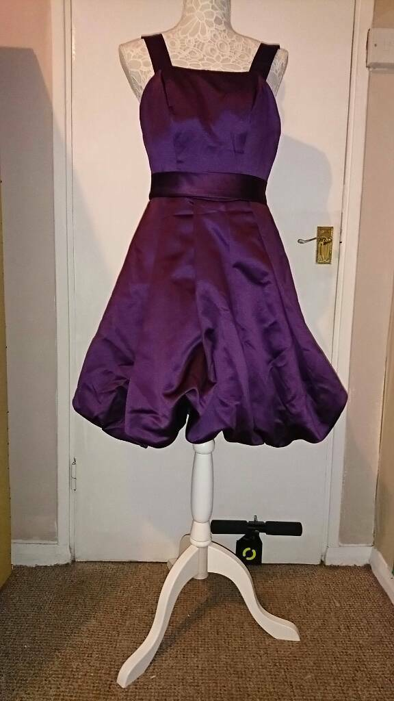 Prom or Bridesmaid Dress Purple | in Putney, London | Gumtree