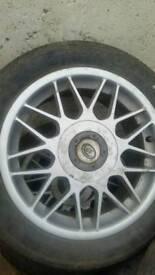 Ford/citroen /Peugeot Alloy wheels