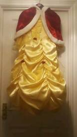 Disney princess Belle Beauty and the beast costume
