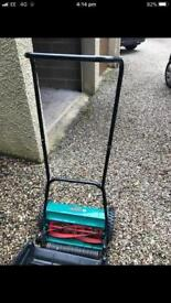 Push long lawnmower