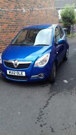 Vauxhall Agila 2012, hpi clear.