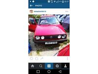 VW Golf Mk2 for sale! Good project
