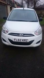 first car cheap insurance and only done 27000 miles