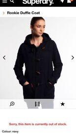 Superdry Duffle Coat
