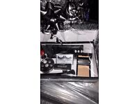 2 stunning make up sets in stands beautifuly gift wrapped