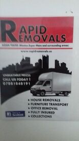 luton van and bussiness for sale.