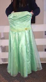 Green Tinkerbell Dress