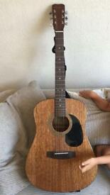 Hohner electro acoustic guitar