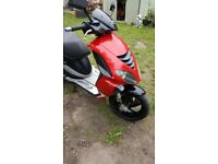 Piaggio nrg 50cc full years mot