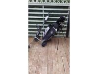 Hippo impact golf set with extras