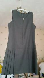 Girls Brand New Pinafore age 10-11