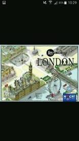 Key to the city london board game