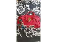 Pink paul boutique handbag