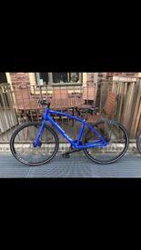 Raleigh Strada 4 Hybrid Bike