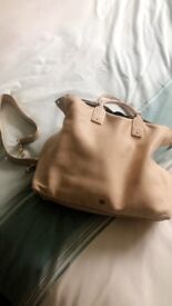 Large Mulberry Slouchy Tote Bag. Genuine.
